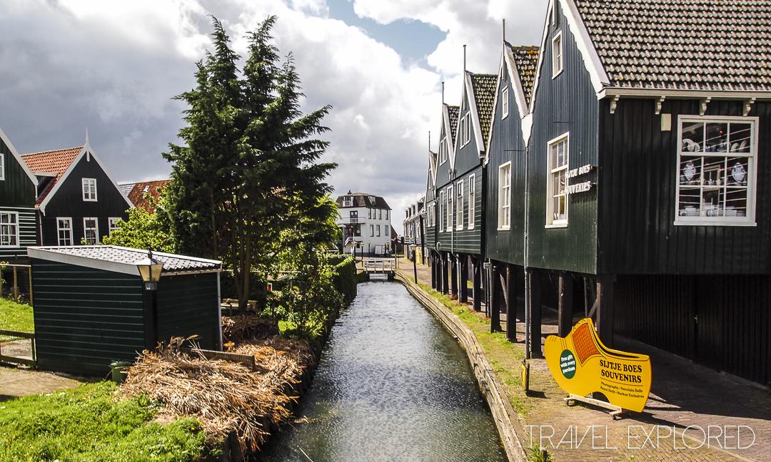 Amsterdam - Marken