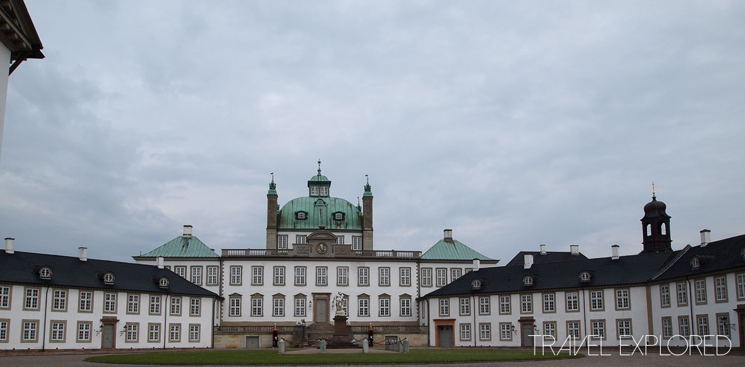 Copenhagen - Fredensborg Palace