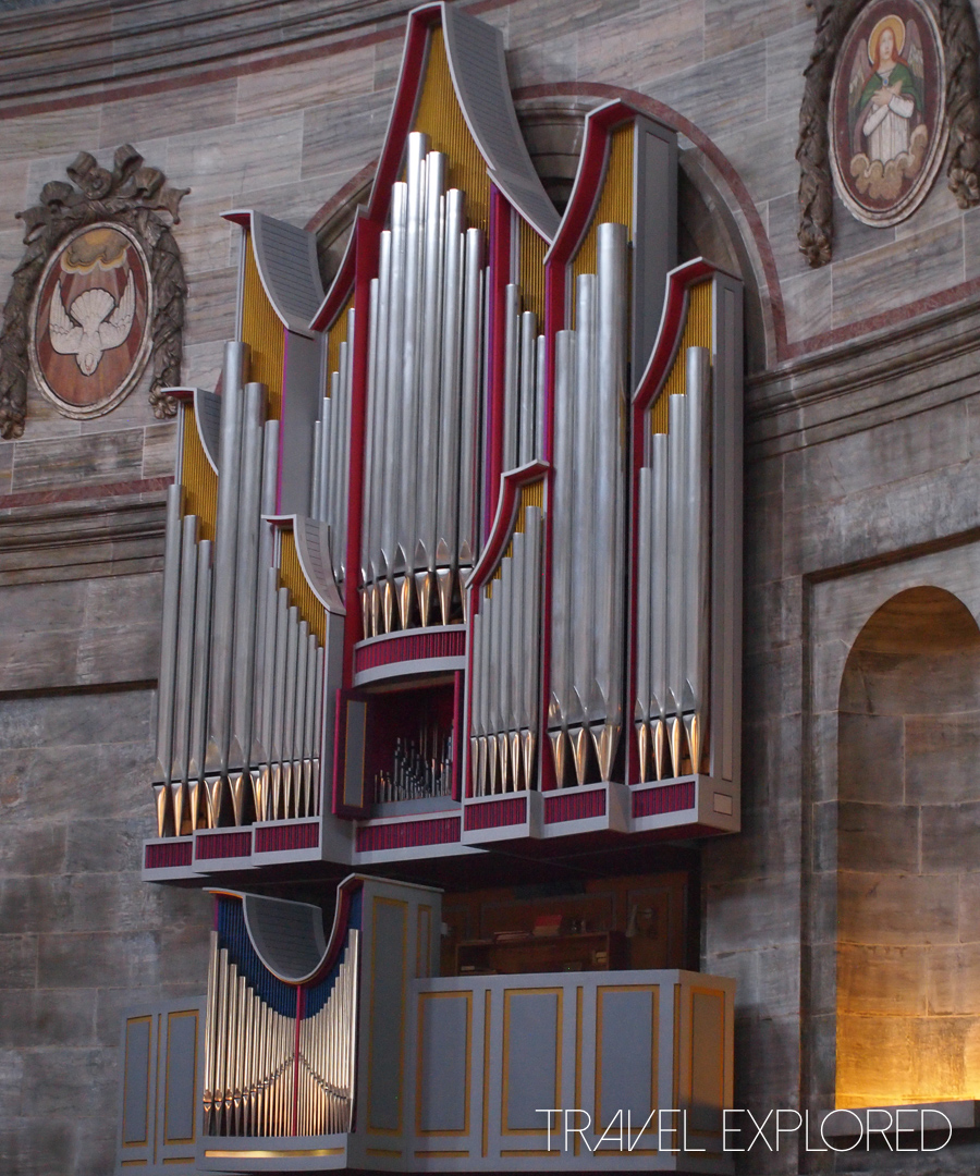Copenhagen - Fredericks Church Organ