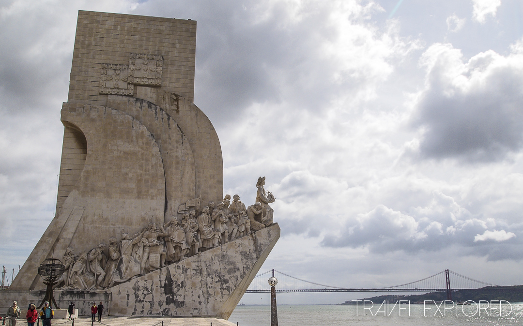 Lisbon - Monument of Henry The Navigator