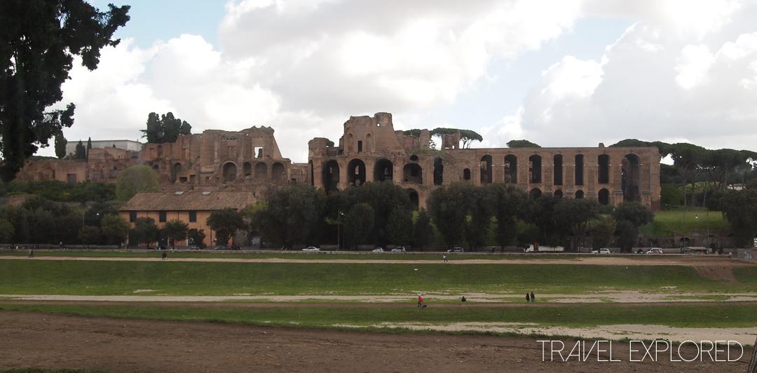Rome - Foro Romano (Roman Forum)