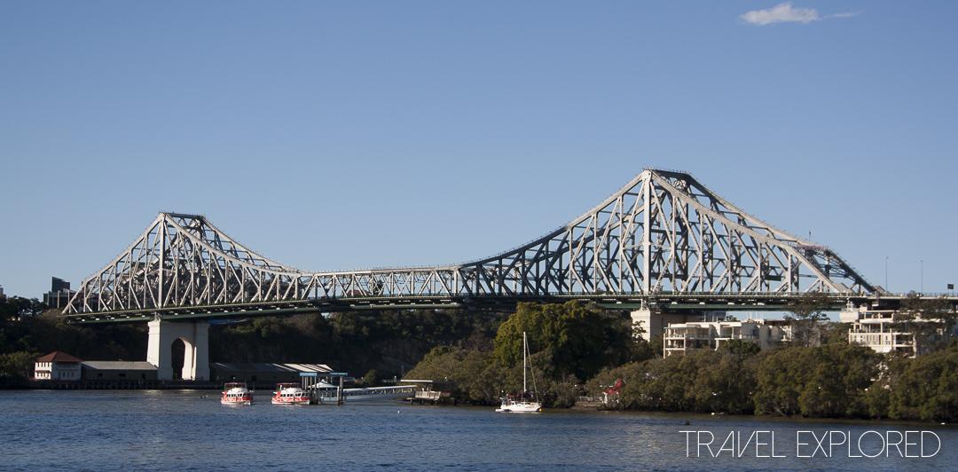 Brisbane Story Bridge