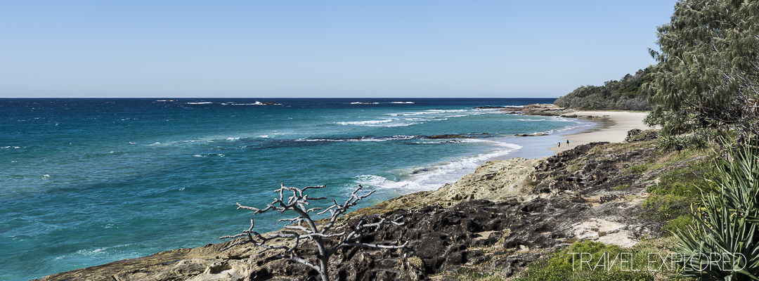 North Stradbroke Island Coast