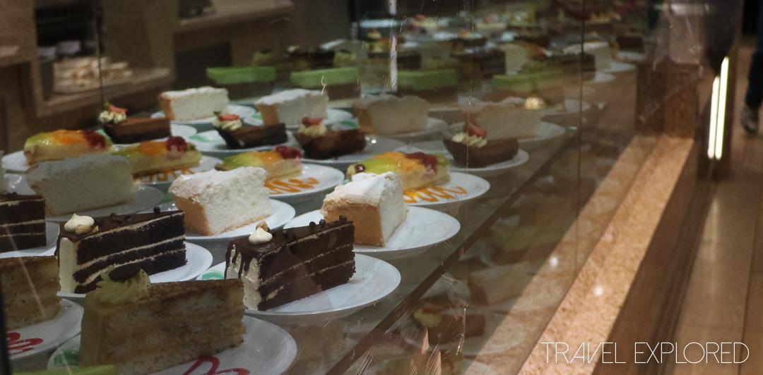 Sun Princess - Horizon Dessert Buffet