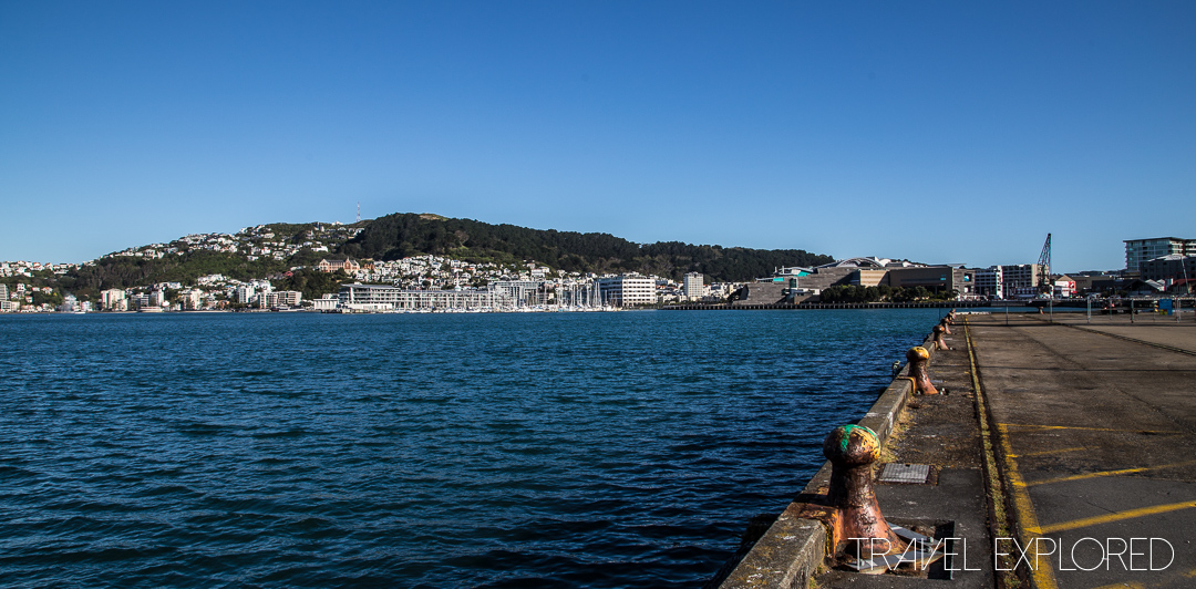 Wellington - Harbour