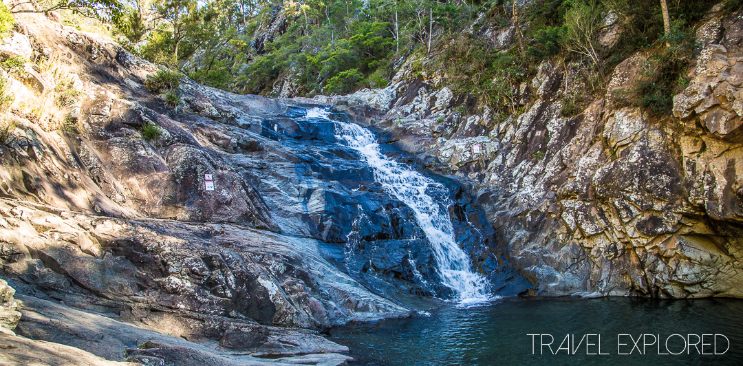 Tamborine Mountain - Cedar Creek Falls