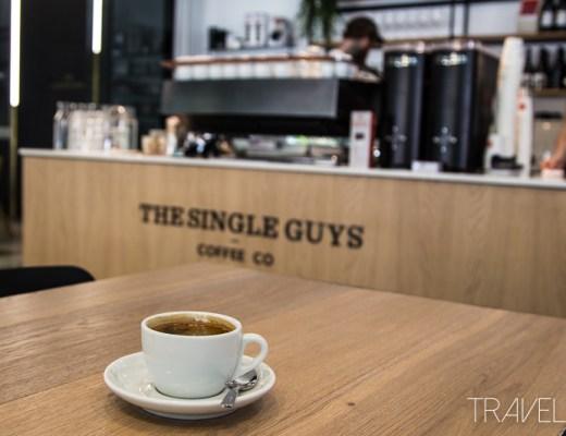 Brisbane Coffee - The Single Guys Coffee Co