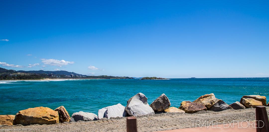 Coffs Harbour - Solitary Islands Marine Park