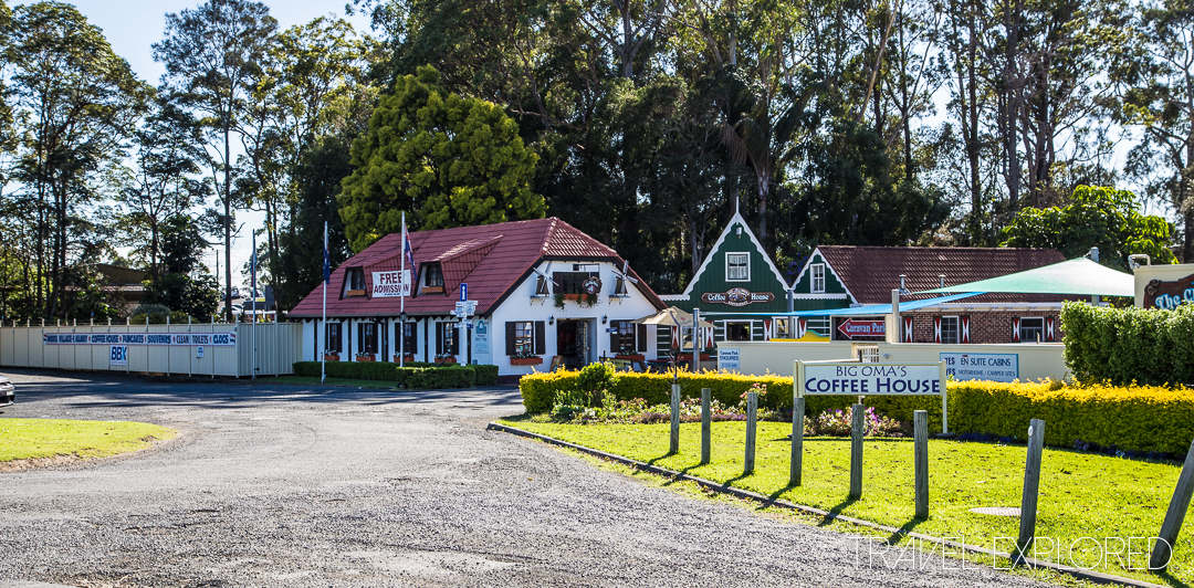 Coffs Harbour - The Clog Barn