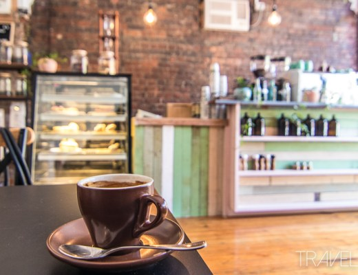 Coffee - Eighteen88, Woolloongabba