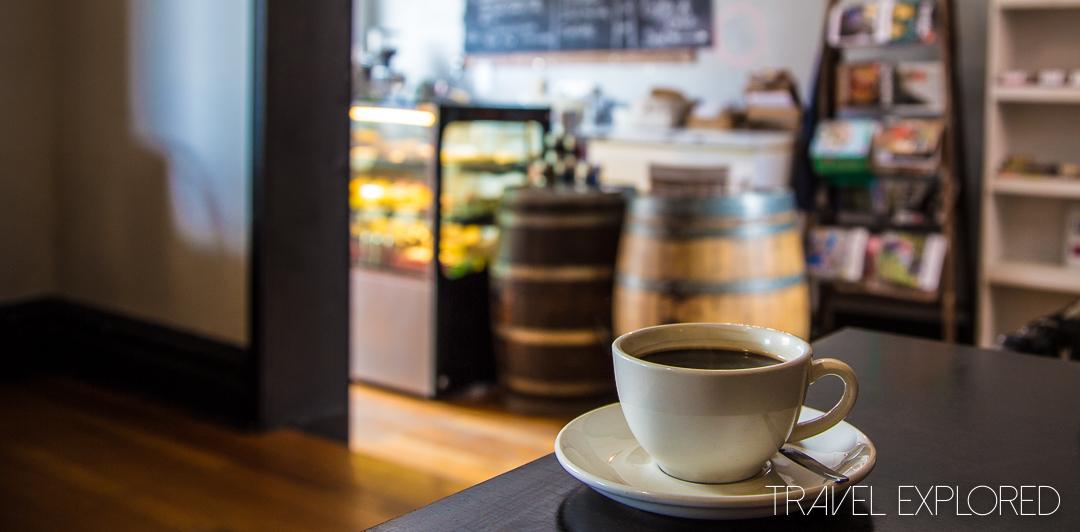 Coffee - The Fox Den, Gloucester