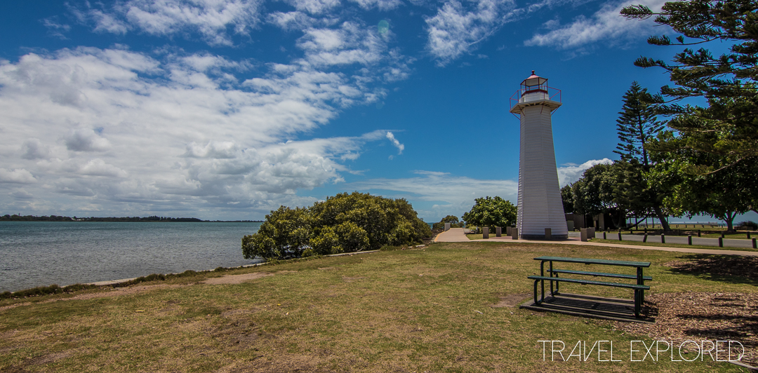 Cleveland Point - Old Cleveland Lighthouse