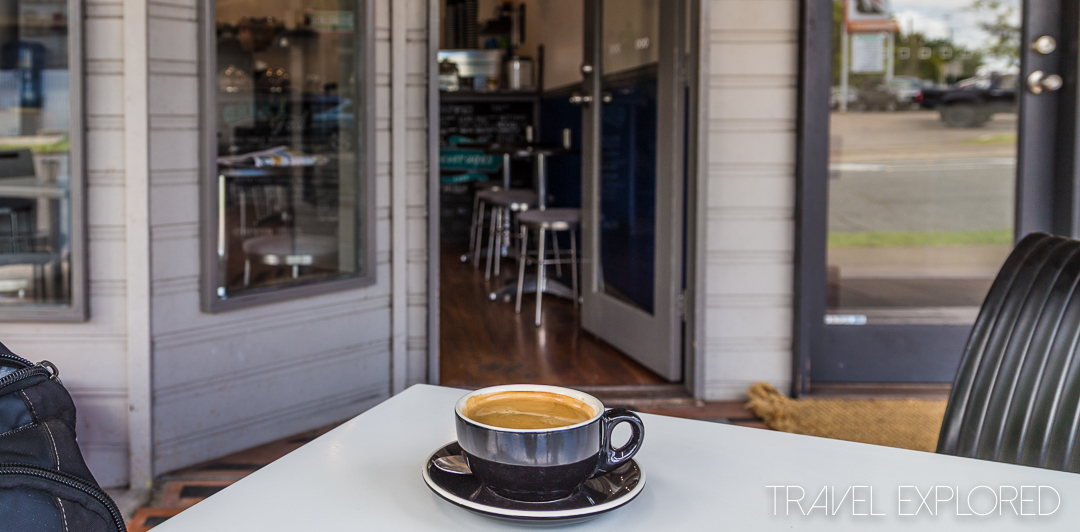Coffee - Hello Garry, Norman Park