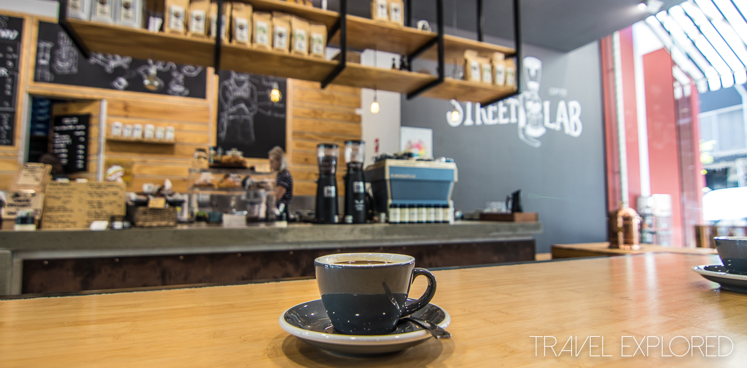 Coffee - Street Lab Specialty Coffee, Fortitude Valley