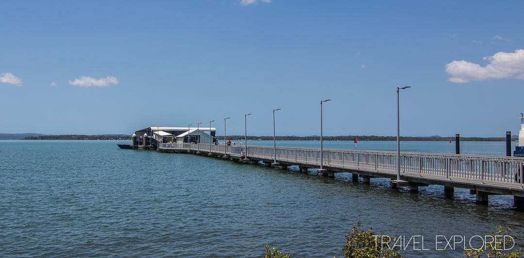 Victoria Point - Jetty
