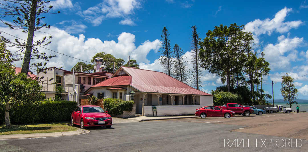 Cleveland Point - Courthouse Restaurant