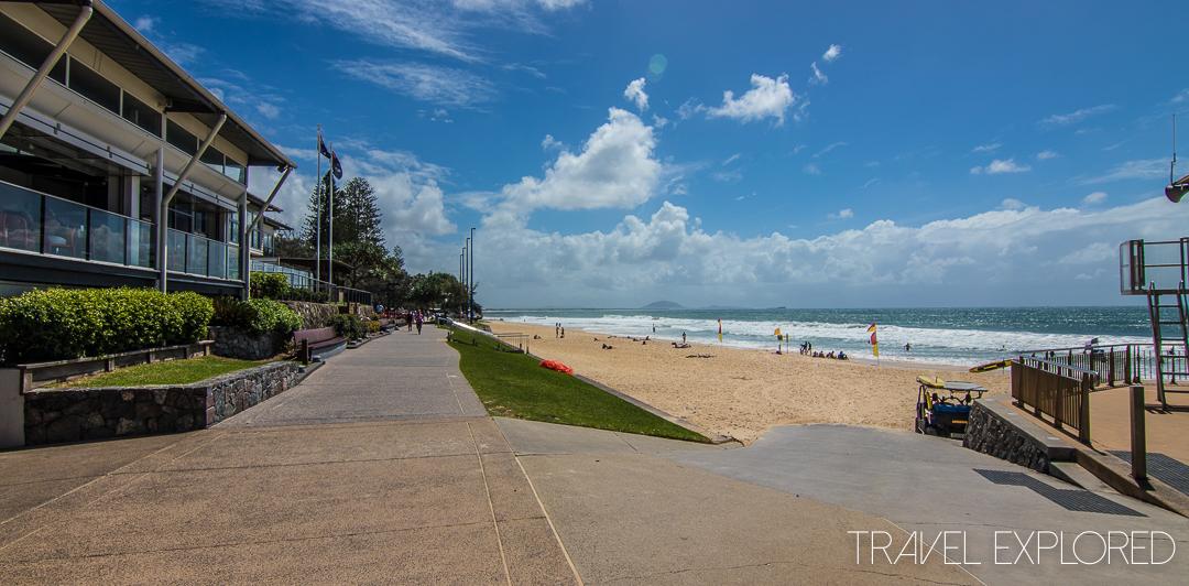 Mooloolaba - Beach