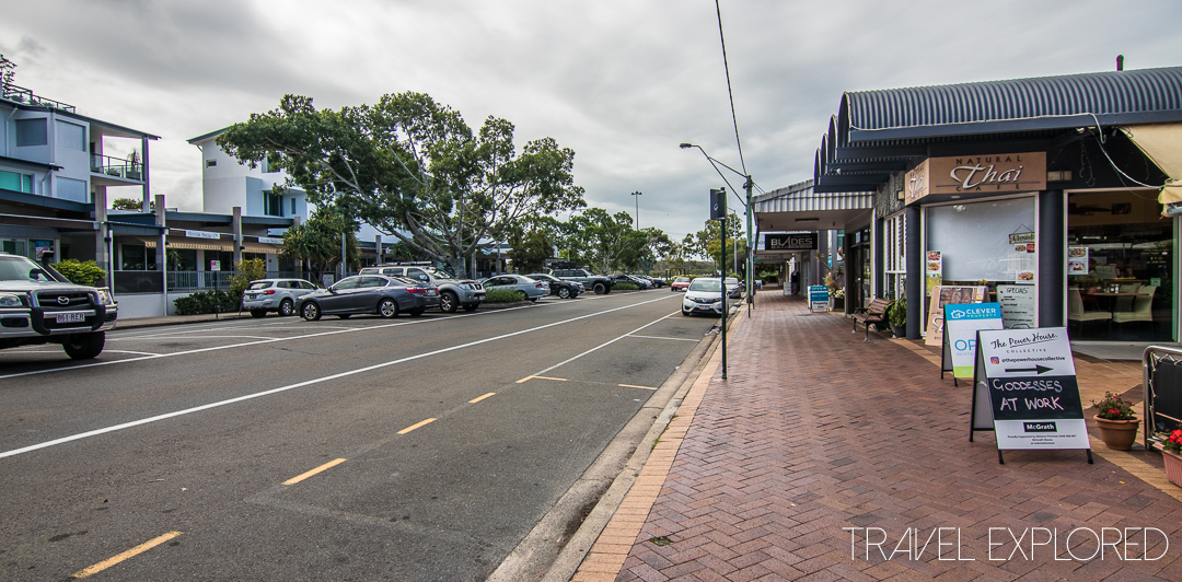 Noosaville - Cafes & Shopping
