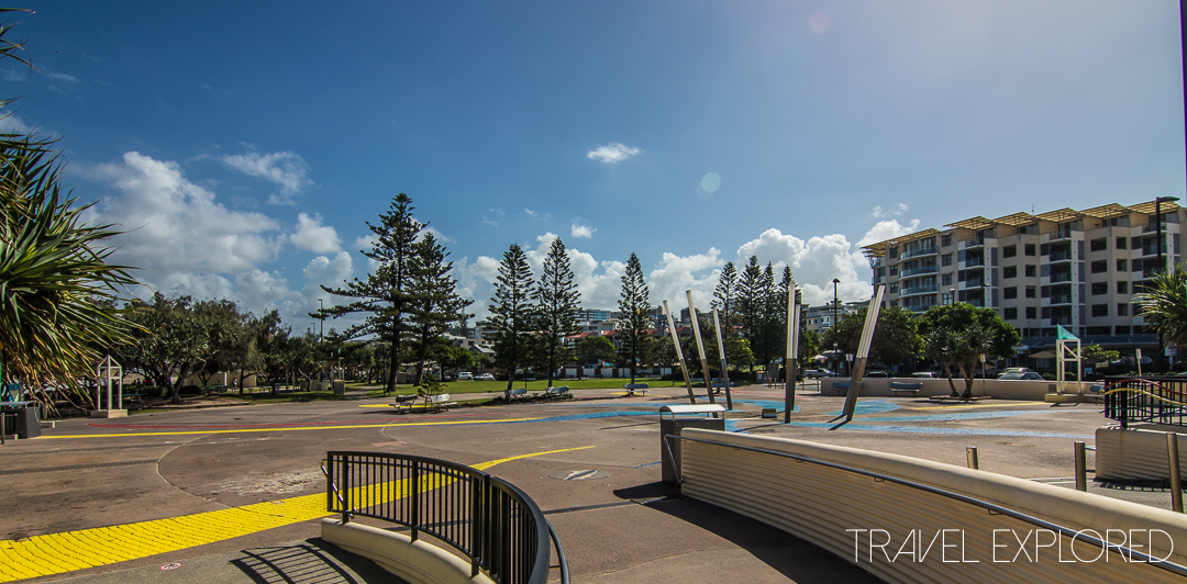Shelly Beach & Caloundra - Kings Beach