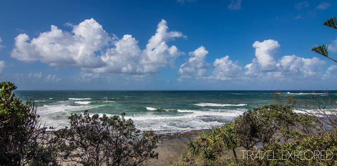 Shelly Beach & Caloundra - Shelly Beach View