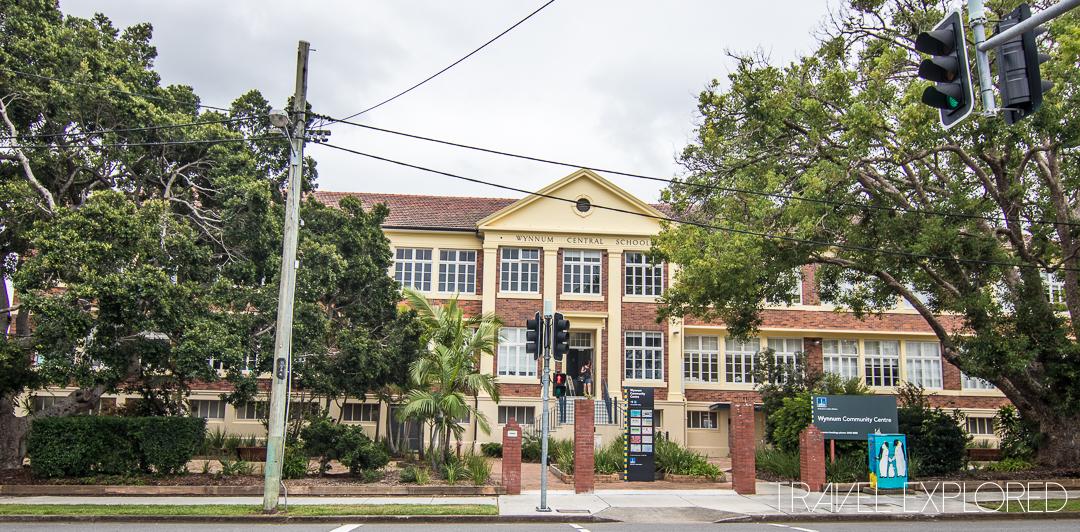 Wynnum - Former Wynnum Central School