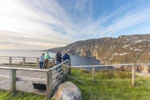 Viewing Platform Sliabh League
