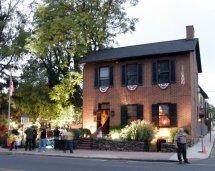 Farnsworth House Gettysburg Haunted Inn in PA