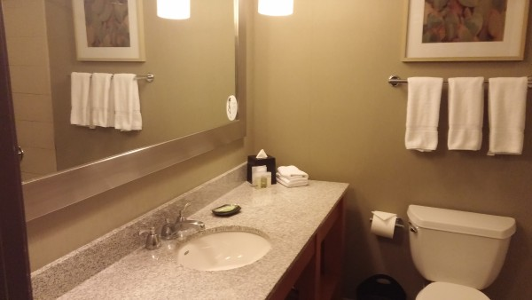This is a bathroom.