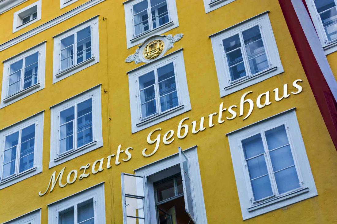 Cosa vedere a Salisburgo in Austria la citt di Mozart