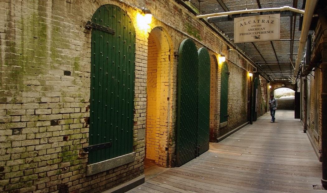 La prigione di Alcatraz da Al Capone alla mitica fuga del 67