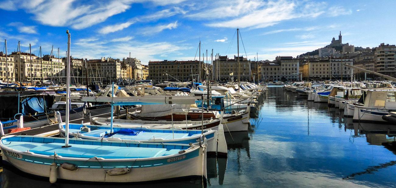Visitare Marsiglia Dal Porto Vecchio Alle Isole
