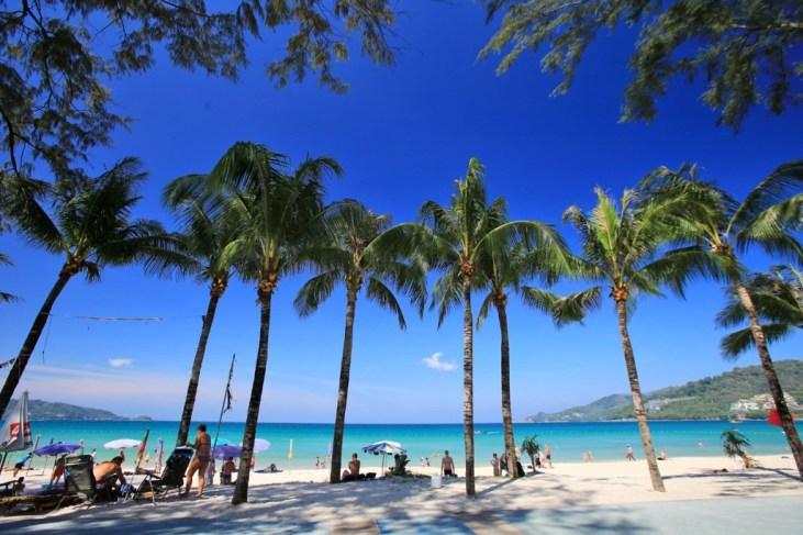 Le più belle spiagge di Phuket - Patong-beach