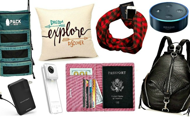 49 Unique Gifts For Travelers They Ll Actually Like