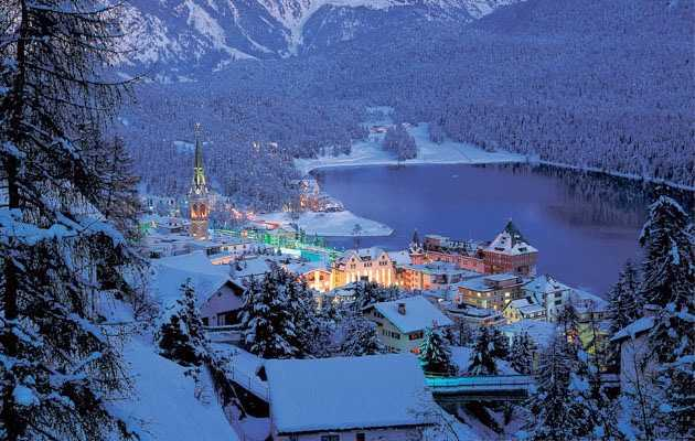 Vacanza in montagna a St Moritz  Travel Fashion Tips by