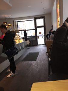 San Francisco Coffee Company in München Lehel – immer einen Kaffee wert