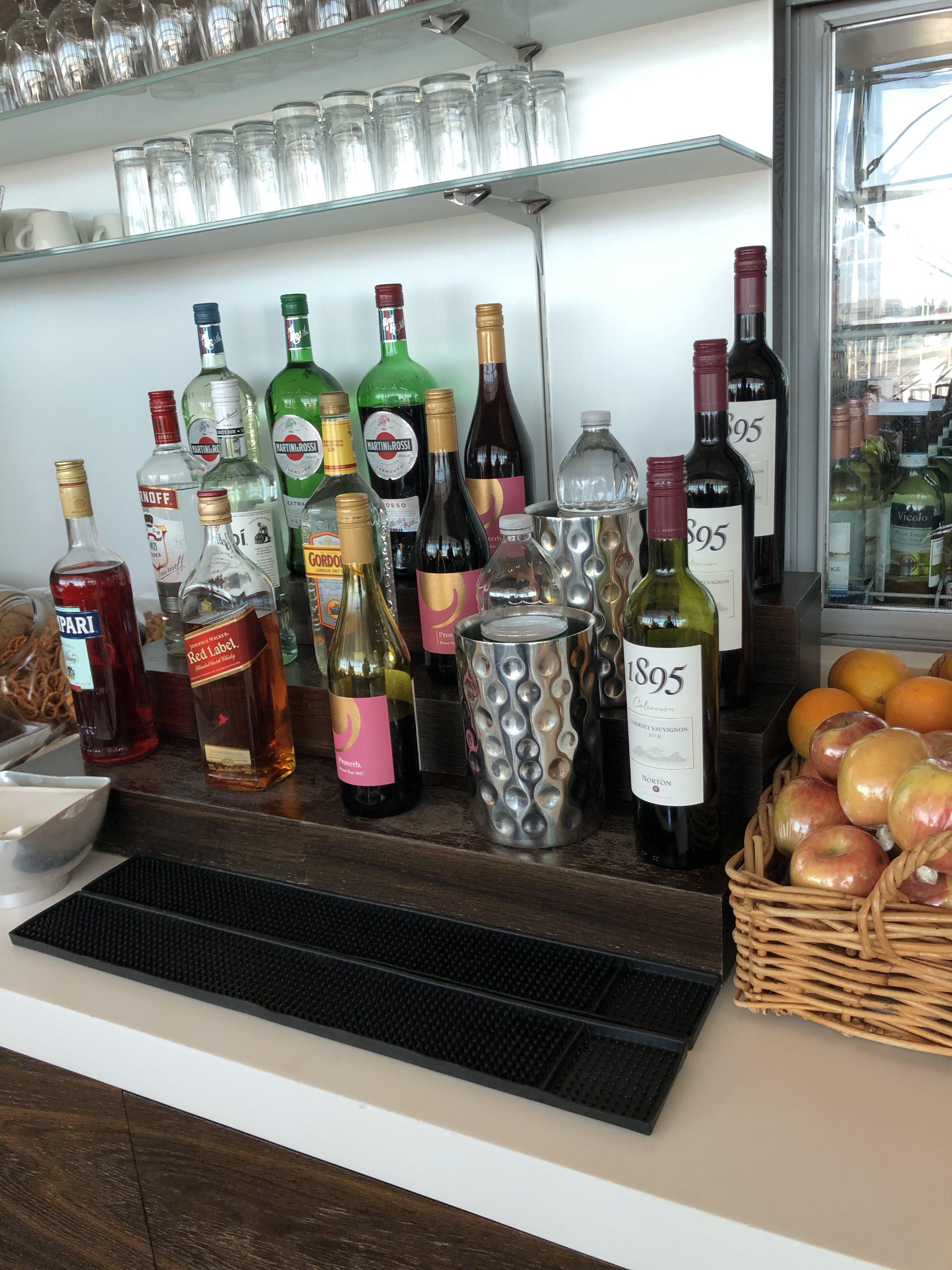 SWISS Business Class Lounge