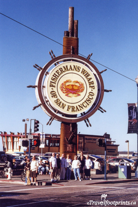 Fresh Seafood Fishermans Wharf San Francisco