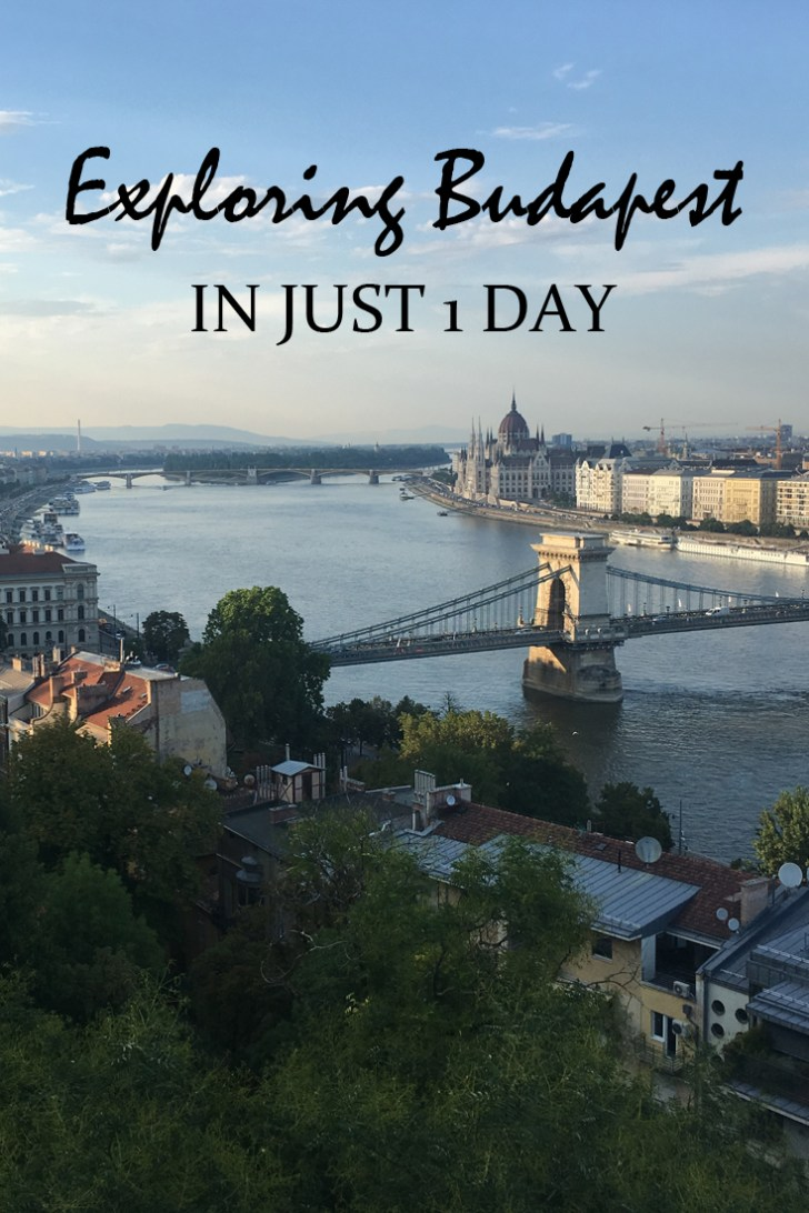 If time is limited, try this brief sightseeing tour through Budapest in just 1 afternoon - Travel for a Living