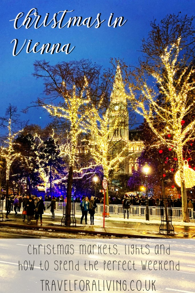 The best Christmas Markets in Vienna - Travel for a Living