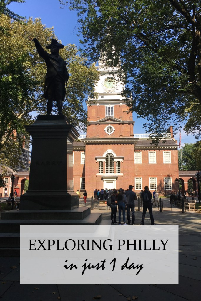 Exploring Philadelphia in just 1 day - Travel for a Living