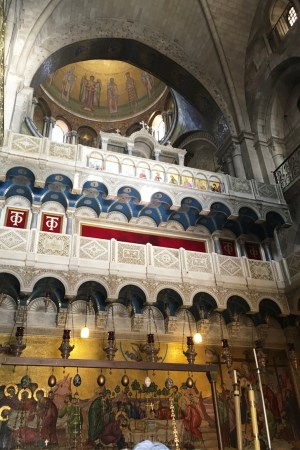 Church of Holy Sepulchre Jerusalem - Travel for a Living