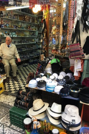 Old City Market Jerusalem - Travel for a Living
