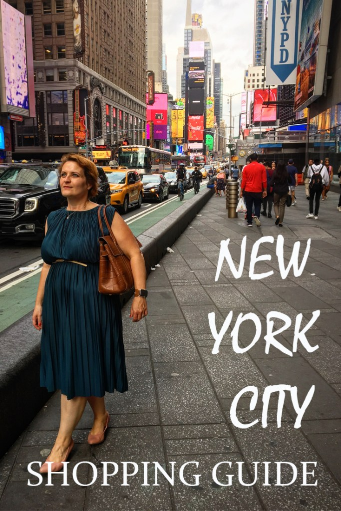 Shopping in New York - Designer Clothes, Bargains and more - Travel for a Living