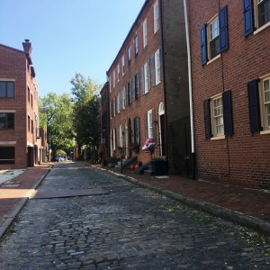 Streets of Philadelphia - Travel for a Living