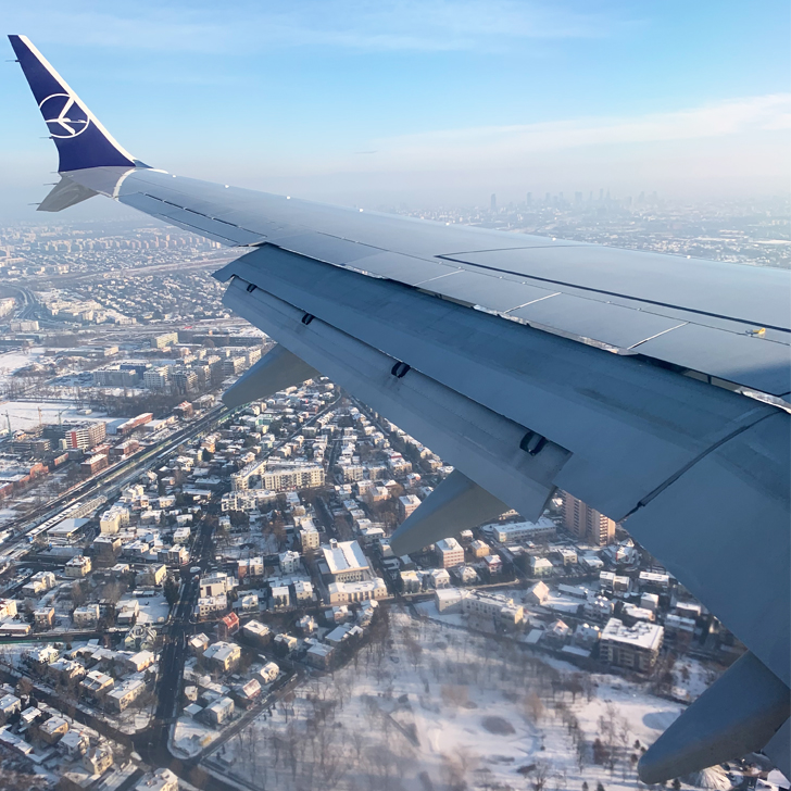 Guide to flying LOT Polish Airlines - Travel for a Living