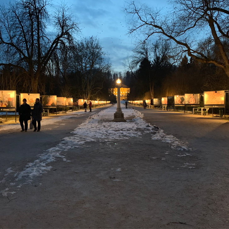 Tivoli Park and other things to do and see in Ljubljana - Travel for a Living