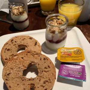 Complimentary Breakfast + What you need to know about the Cova Hotel SF - Travel for a Living