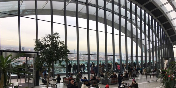 Sky Garden and other best views of London - Travel for a Living