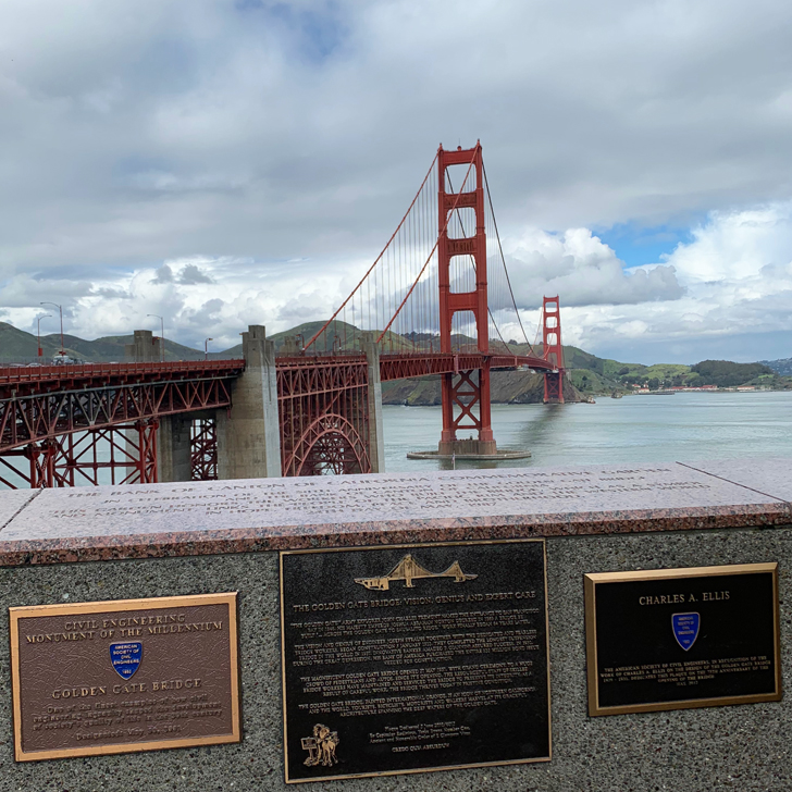 Viewing spots for Golden Gate Bridge - When in San Francisco - Travel for a Living