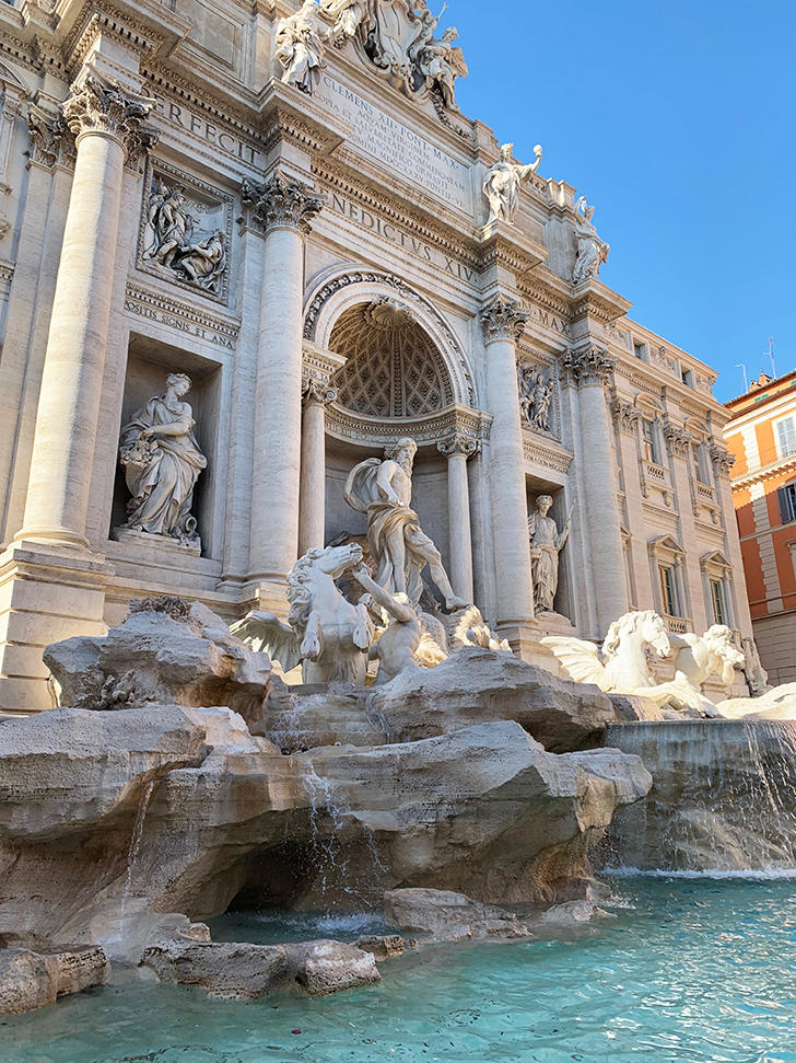 A two-hour walking tour through Rome - Travel for a Living